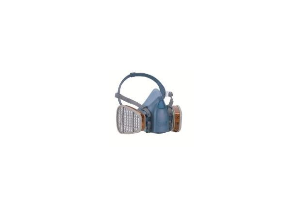 Splitter nya 3M 7503 Halvmaske - large - Arbeidsmiljøsenteret HC-85